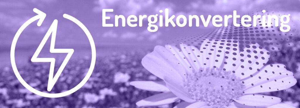 energikonvertering med p2x